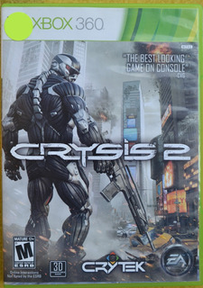Crysis 2 Xbox 360 Play Magic