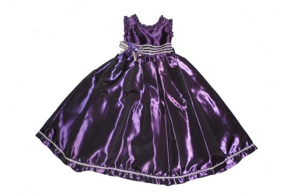 Oferta Nuevo Vestido Largo De Noche Para Niña 3 Y 4 Años