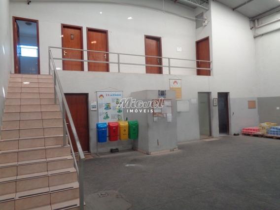 Barracao - Dois Corregos - Ref: 4850 - L-50506