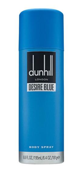 Dunhill Desire Blue Body Spray - Desodorante 215ml Blz