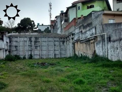 Terreno Umuarama Osasco - Tr01663