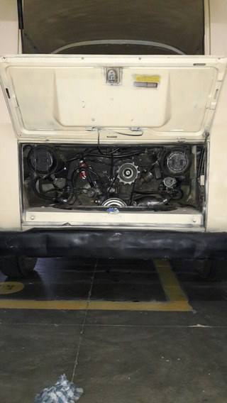 Volkswagen Kombi 1996 Furgão Dupla Carb./motor/original1600