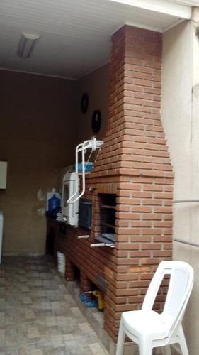 Casa Residencial À Venda, Vila Nova Manchester, São Paulo. - Ca2545