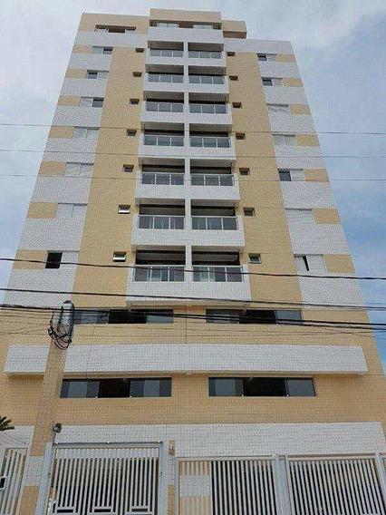 Apartamento Com 1 Dorm, Parque Bitaru, São Vicente - R$ 220 Mil, Cod: 187 - V187