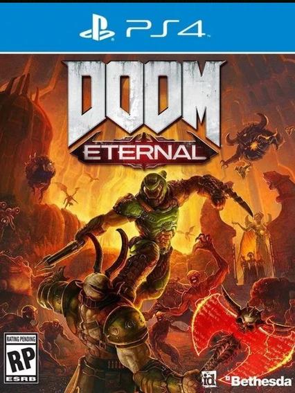 Doom Eternal   Ps4   Psn 1   Digital