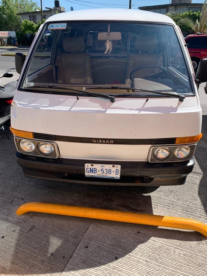 Clásica Nissan Ichi Van 1989