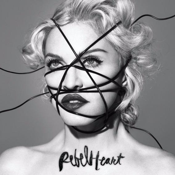 Madonna Rebel Heart Deluxe Ed. Vinilo Doble Nuevo Importado