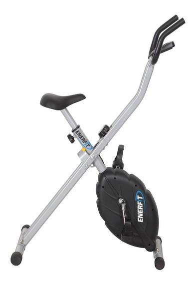 Bicicleta Fija Plegable Magnetica Enerfit 317 - Envio Gratis