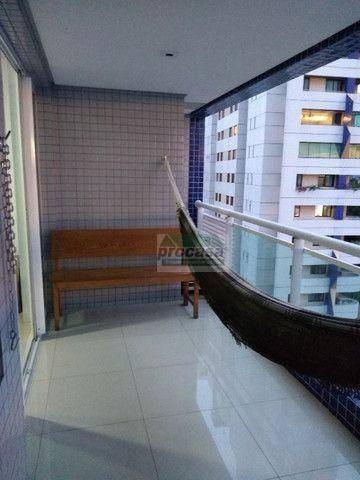 Imagem 1 de 15 de Belíssimo Apartamento Mobiliado À Venda, Com 2 Quartos, Em Condomínio Fechado, 84 M² Por R$ 600.000 - Parque Dez De Novembro - Manaus/am - Ap3414