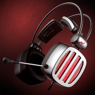 Auricular Gamer Noganet Misfit Usb 7.1 Virtual Channel C/mic