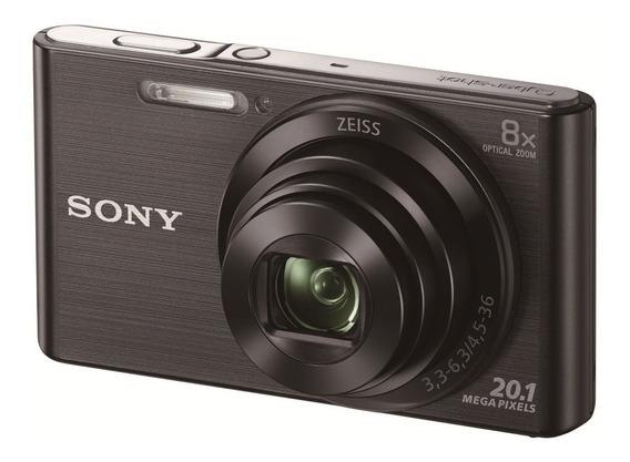 Cámara Digital Sony W830 20.1mp-zoom Óptico De 8x- Hd720p