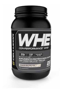 Whey Cor-performance Isolada E Concentrada 821g Cellucor