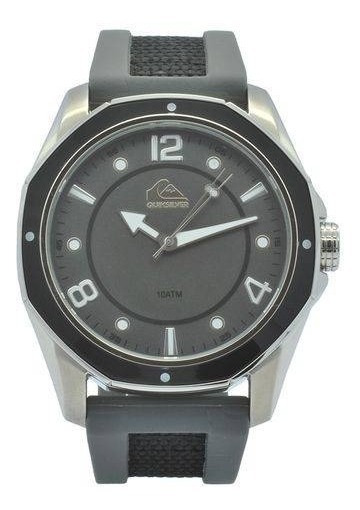 Relógio Quiksilver The Marine Cinza