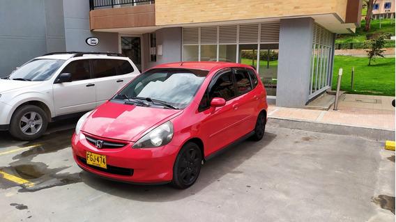 Honda Fit Lx Hermoso Y Económico Bien Cuidado
