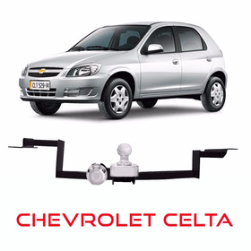 Engate De Reboque Gm Celta 2000 A 2015/corsa Hatch 01+..