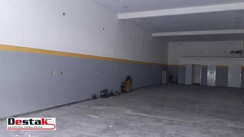 Galpão Comercial, Bairro Santa Terezinha, 181 Metros!! - Ga0062