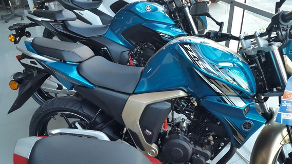 Yamaha Fz S Fi Fz16 Fz-s 12 Cuotas Con Tc Sin Interes