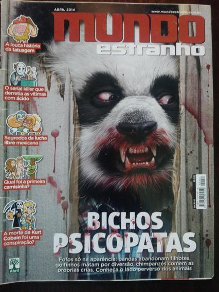 Revista Mundo Estranho- 151- Abril 2014