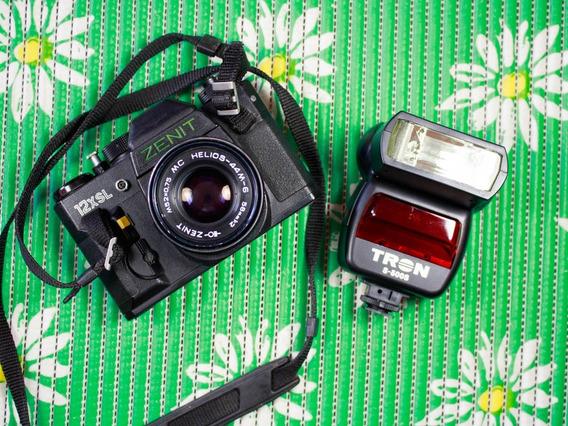 Câmera Fotográfica Analógica Zenit 12xls