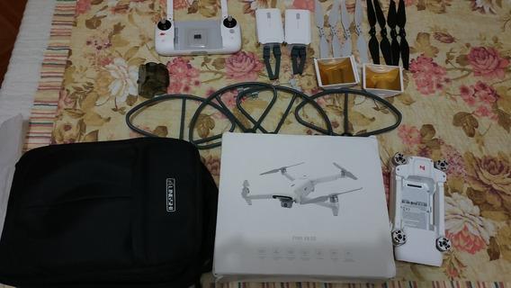 Drone Fimi X8 Se Completo 2 Baterias E Vários Acessórios