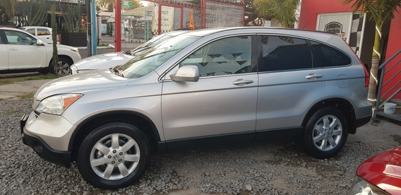 Honda Cr-v 2.4 Ex 156hp Mt 2009