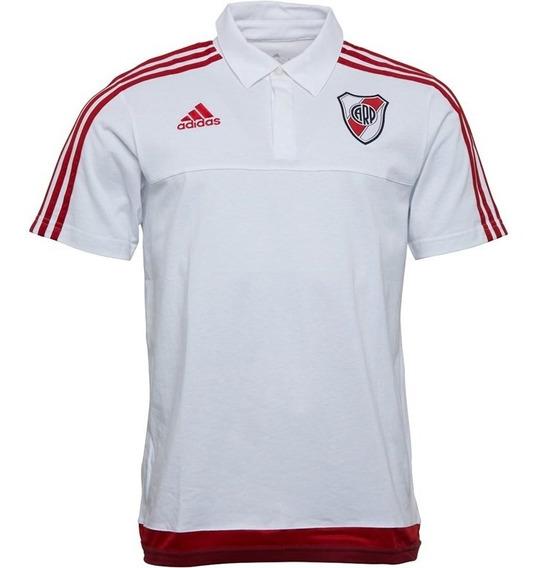 Polo adidas River Plate - Tamanhos: P - M - G