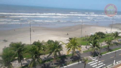 Apartamento Com 2 Dormitórios À Venda, 67 M² Por R$ 280.000,00 - Caiçara - Praia Grande/sp - Ap4131