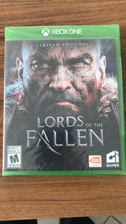 Lords Of The Fallen Limited Edition Sellado