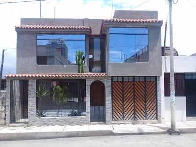Vendo Casa En La Mansion 2 De Socabaya