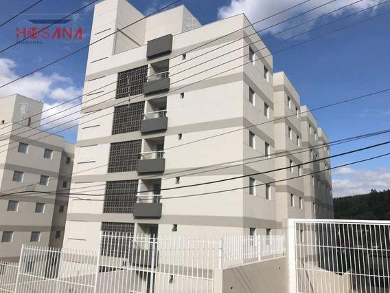 Residencial Vita Caieiras Região Central, Prédio Pronto Para Morar, Aceita Financiamento Bancário, Use Seu Fgts - Ap0122
