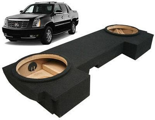 2002-2013 Cadillac Escalade Ext Custom Fit Doble 10 Ca-6248