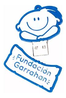 Pendrive Usb 16 Gb - Fundación Garrahan - E