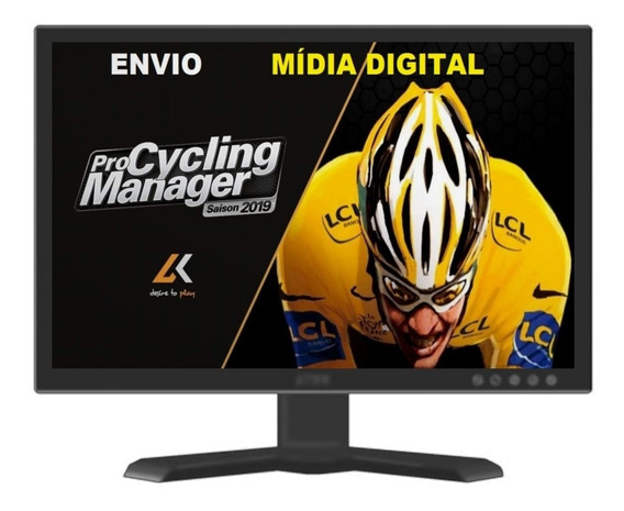 Pro Cycling Manager 2019 Ciclistas Mídia Digital Pc Download