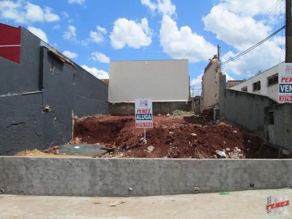 Terrenos Para Alugar - 00191.002