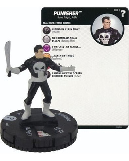 Heroclix - The Punisher #003 15th Anniversary What If?