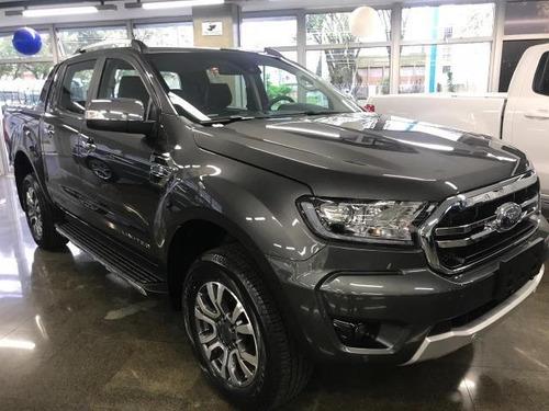 Ranger Limited 4x4 ( Diesel ) 2020 0km - Racing Multimarcas