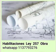 Habilitaciones Ley 257 Rehabilitación Gas