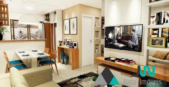 Porto Boulevard Iii - Venda De Casa Duplex, Ou Triplex, Em Nova Parnamirim, Com 2 Ou 3 Quartos - Ca00829 - 34162031