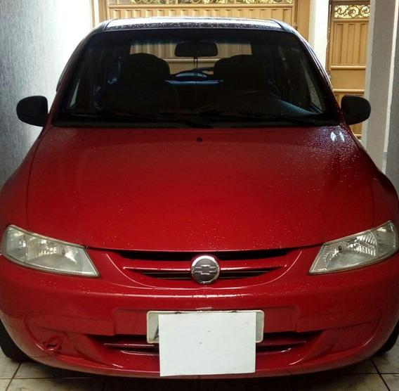 Chevrolet Celta 1.4, 2004, Vermelho, 5 Portas.