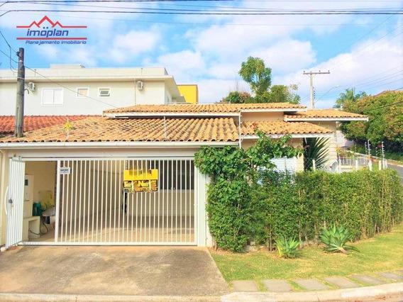 Casa Com 3 Dormitórios À Venda, 105 M² Por R$ 490.000,00 - Jardim Do Lago - Atibaia/sp - Ca3815