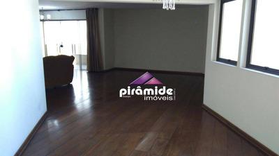 Apartamento Com 4 Dormitórios À Venda, 274 M² Por R$ 1.200.000,00 - Vila Adyana - São José Dos Campos/sp - Ap10773