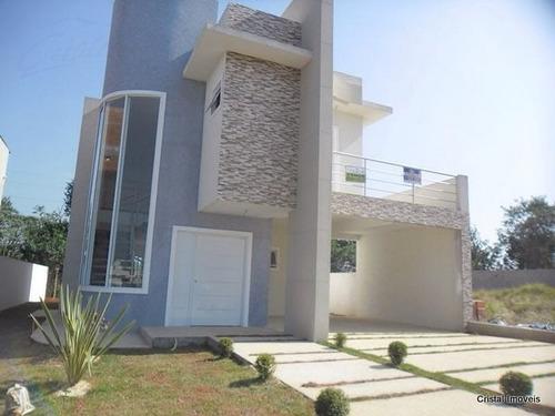Imagem 1 de 11 de Casa Para Venda, 3 Dormitórios, Jardim Giane - Vargem Grande Paulista - 23940
