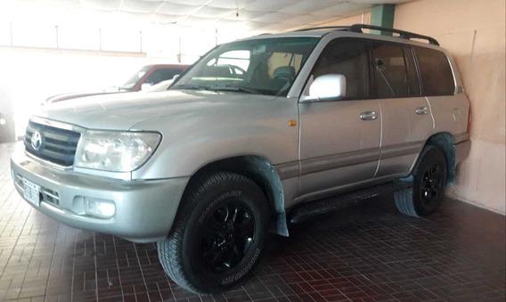 Toyota Land Cruiser 4.2 100 Sw 2007