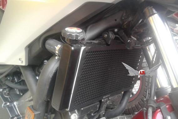 Cubre Radiador Protector Honda Nc 750 X Modelo Nuevo! A R
