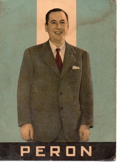 Postal De Juan Domingo Peron (2)