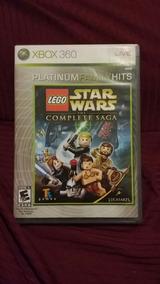 Lego Star Wars Complete Saga Original Xbox 360