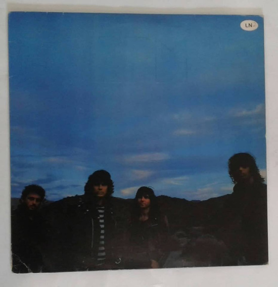 Lp Rpm, Quatro Coiotes, Disco Vinil, Ano 1988
