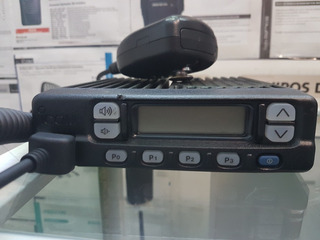 Radio Icom Movil Uhf Ic-420 Rango ( 400-430 Mhz.)