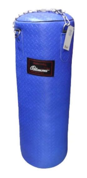 Costal De Box Vinil Grande Blue Palomares Genuino Uso Rudo