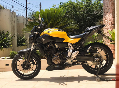 Yamaha Mt-07 - 2017
